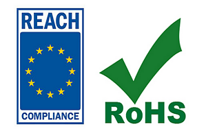 REACH and ROHS compliant manufacturing processes