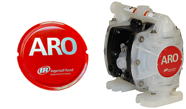 aro pump with end product