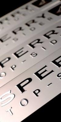 embossed metal nameplates explained