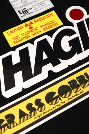 vinyl decals are cost effective and common material for warning and caution label needs