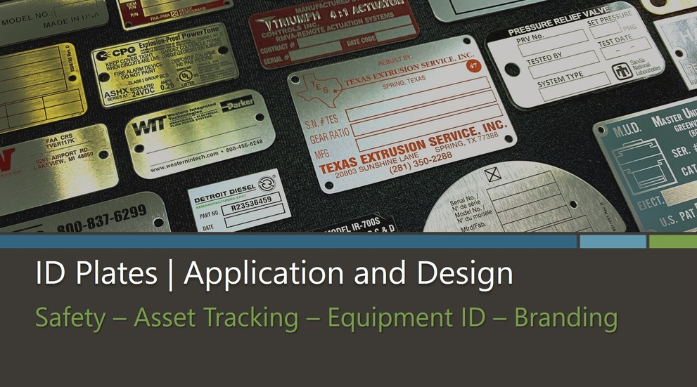 ID Plates Application and Design eBook